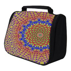 Tile Background Image Ornament Full Print Travel Pouch (small)