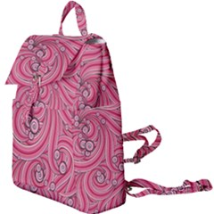 Pattern Doodle Design Drawing Buckle Everyday Backpack
