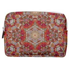Pattern Background Patterns Make Up Pouch (medium)