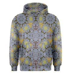 Background Image Decorative Abstract Men s Pullover Hoodie