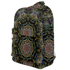 Fractal  Background Graphic Classic Backpack by Pakrebo