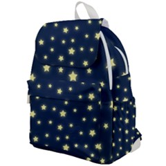 Twinkle Top Flap Backpack