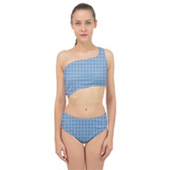Kaleidoscope Colorful Units Surreal Spliced Up Two Piece Swimsuit