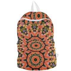 Background Pattern Structure Art Foldable Lightweight Backpack