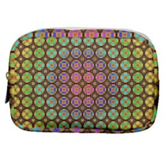Tile Background Image Pattern Art Make Up Pouch (small)