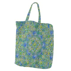 Farbenpracht Kaleidoscope Giant Grocery Tote
