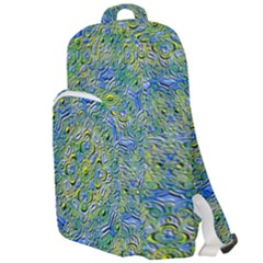 Farbenpracht Kaleidoscope Double Compartment Backpack