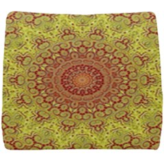 Background Fractals Surreal Design Seat Cushion