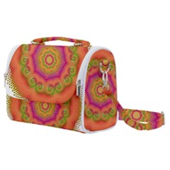Pattern Colorful Abstract Satchel Shoulder Bag