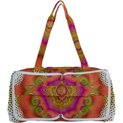 Pattern Colorful Abstract Multi Function Bag