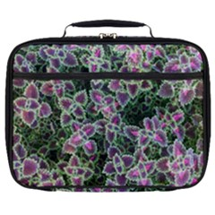 Ivy Lace Flower Flora Garden Full Print Lunch Bag