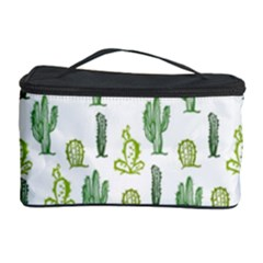Cactus Pattern Cosmetic Storage by goljakoff