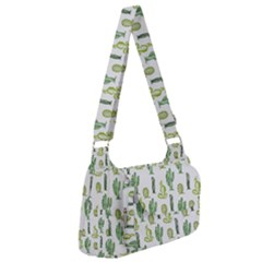 Cactus Pattern Post Office Delivery Bag by goljakoff