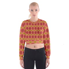Zappwaits Retro Cropped Sweatshirt by zappwaits