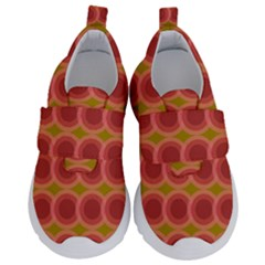 Zappwaits Retro Kids  Velcro No Lace Shoes by zappwaits