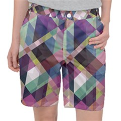 Geometric Sense Pocket Shorts