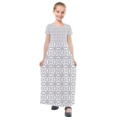 N¨a Neart Go Cur Le Ch¨|ile Kids  Short Sleeve Maxi Dress by WensdaiAddamns