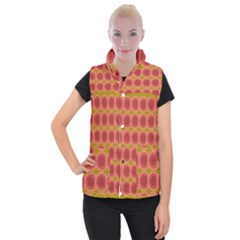 Zappwaits Retro Women s Button Up Vest by zappwaits
