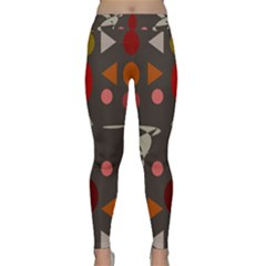 Zappwaits Dance Classic Yoga Leggings by zappwaits