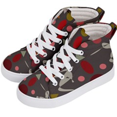 Zappwaits Dance Kids  Hi Top Skate Sneakers by zappwaits
