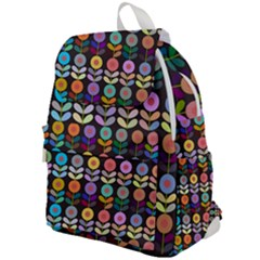 Zappwaits Flowers Top Flap Backpack