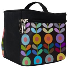Zappwaits Flowers Make Up Travel Bag (big) by zappwaits