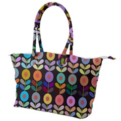 Zappwaits Flowers Canvas Shoulder Bag