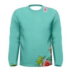 Come See The Cherry Trees Men s Long Sleeve Tee