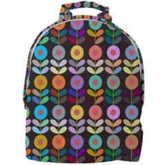 Zappwaits Flowers Mini Full Print Backpack