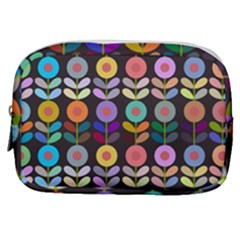 Zappwaits Flowers Make Up Pouch (small)