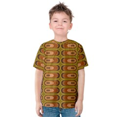 Zappwaits Retro Kids  Cotton Tee