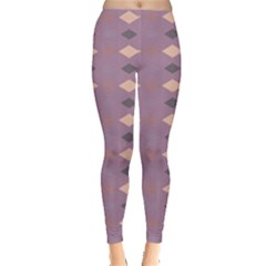 Express Yourself Leggings  by WensdaiAmbrose