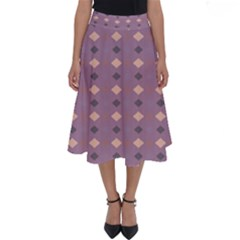 Express Yourself Perfect Length Midi Skirt by WensdaiAmbrose