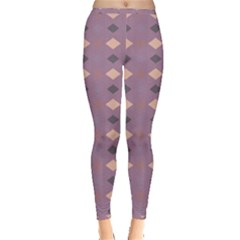 Express Yourself Inside Out Leggings by WensdaiAmbrose
