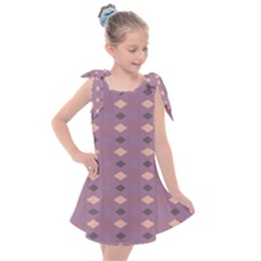 Express Yourself Kids  Tie Up Tunic Dress by WensdaiAmbrose