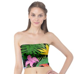 Tropical Adventure Tube Top