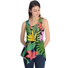 Tropical Adventure Sleeveless Tunic