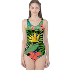 Tropical Adventure One Piece Swimsuit