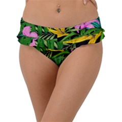Tropical Adventure Frill Bikini Bottom