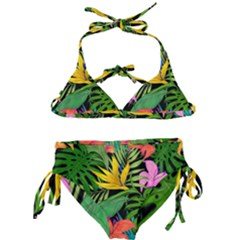 Tropical Adventure Kids  Classic Bikini Set