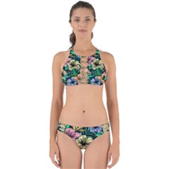 Hibiscus Dream Perfectly Cut Out Bikini Set