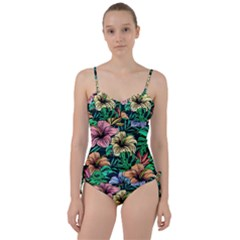 Hibiscus Dream Sweetheart Tankini Set