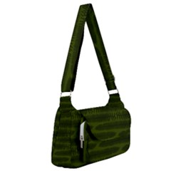 Seaweed Green Post Office Delivery Bag by WensdaiAmbrose