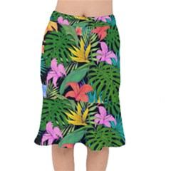 Tropical Adventure Mermaid Skirt