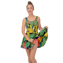 Tropical Adventure Inside Out Casual Dress