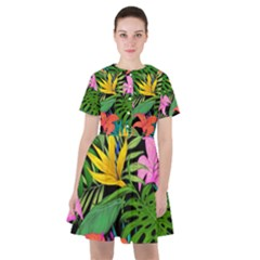 Tropical Adventure Sailor Dress