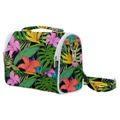 Tropical Adventure Satchel Shoulder Bag