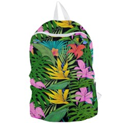Tropical Adventure Foldable Lightweight Backpack