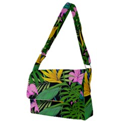 Tropical Adventure Full Print Messenger Bag