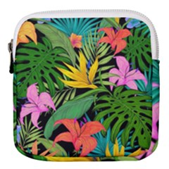 Tropical Adventure Mini Square Pouch